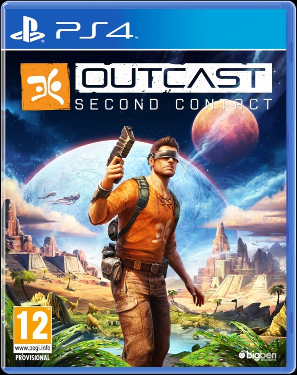 Outcast - Second Contact /PS4