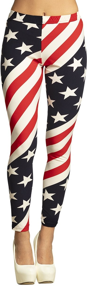 Legging Usa Dames Maat M