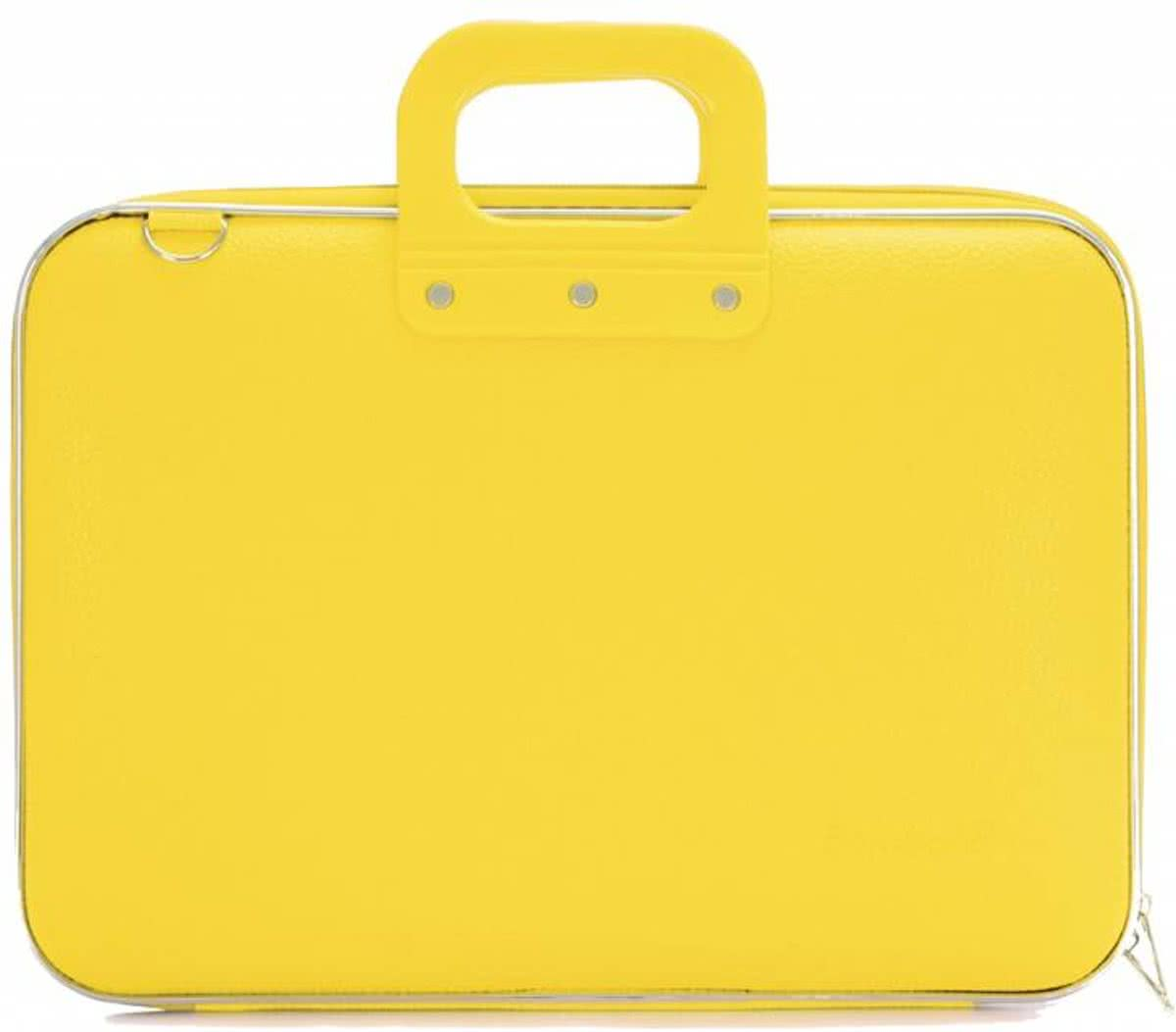 3a62cc13f1a Bombata CLASSIC LAPTOP CASE - Laptoptas – 15,6 inch / Mandarijn geel ...