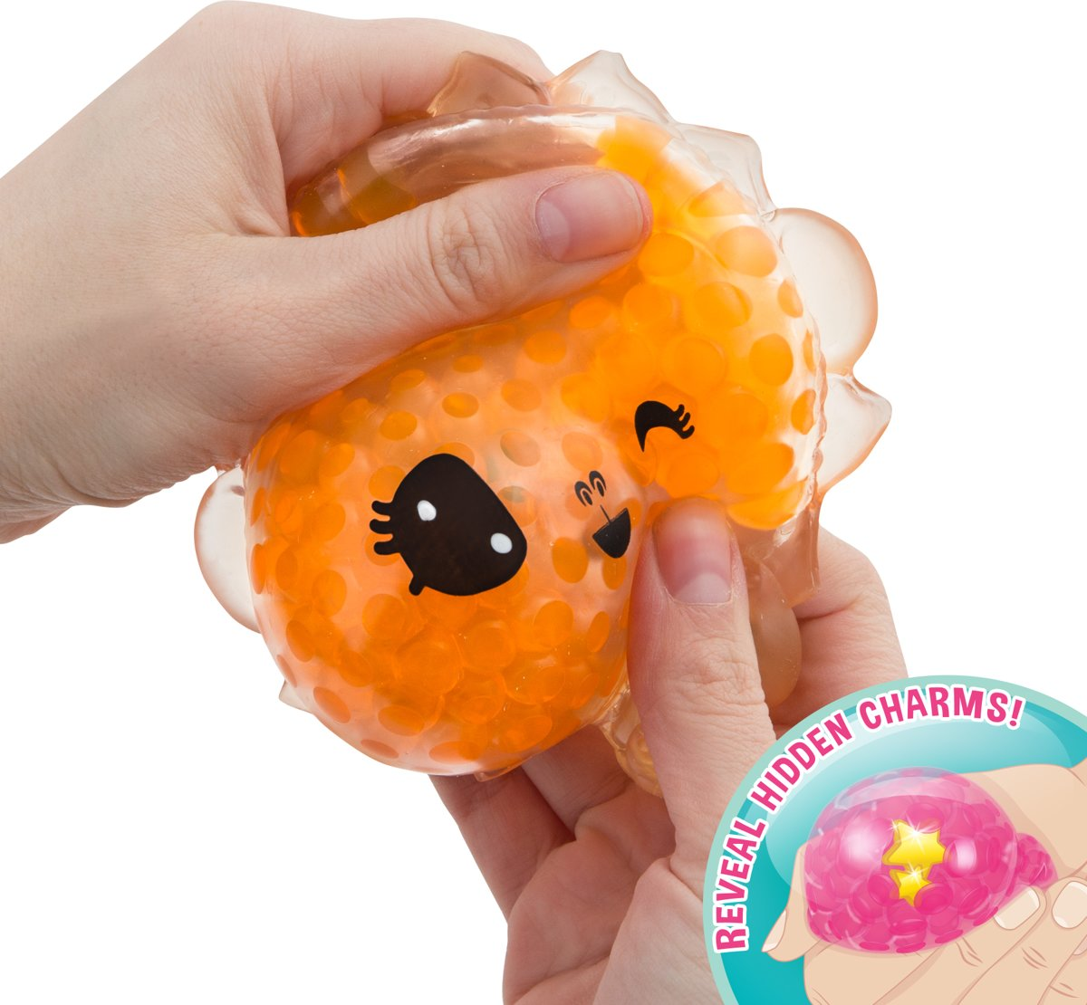 Bubbleezz Marigold Monkey Super - Squishy