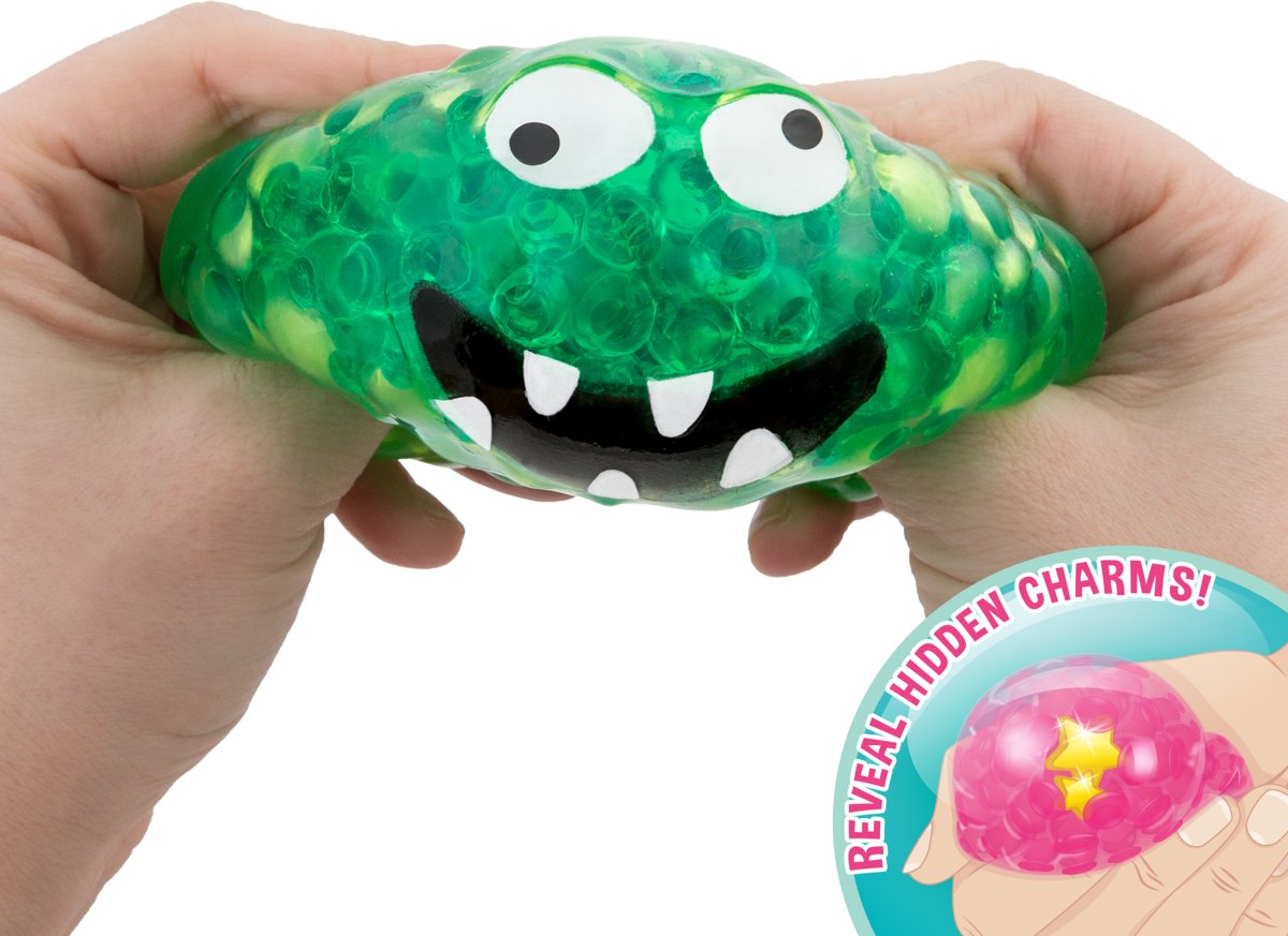 Bubbleezz Olive Ogre Super - Squishy