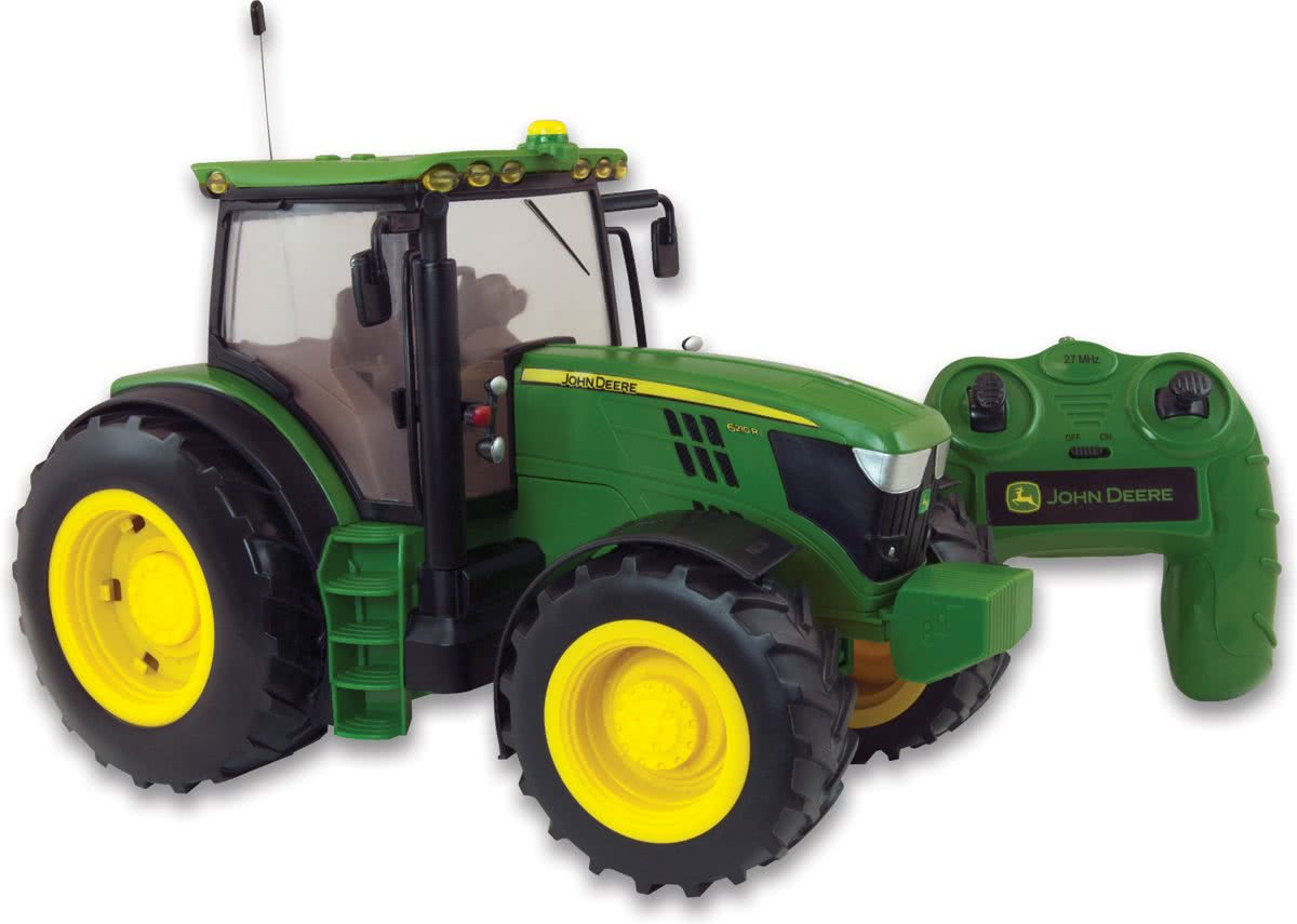 Big Farm John Deere 6150R - RC Tractor