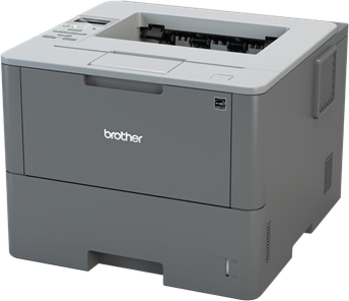 HL-L6250DN Netwerk Laserprinter 46 ppm - 256 MB - interne duplexunit - LCD display