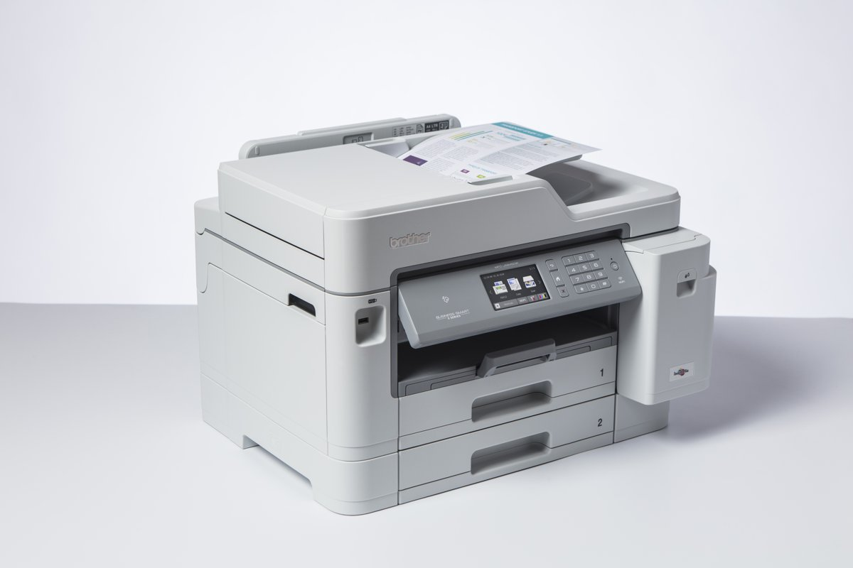 MFC-J5945DW - Draadloze A3 All-In-One Kleureninkjetprinter