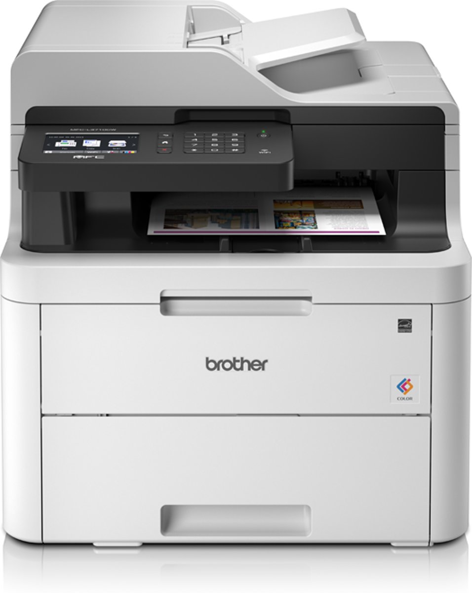 MFC-L3710CW - Draadloze All-In-One Kleurenledprinter