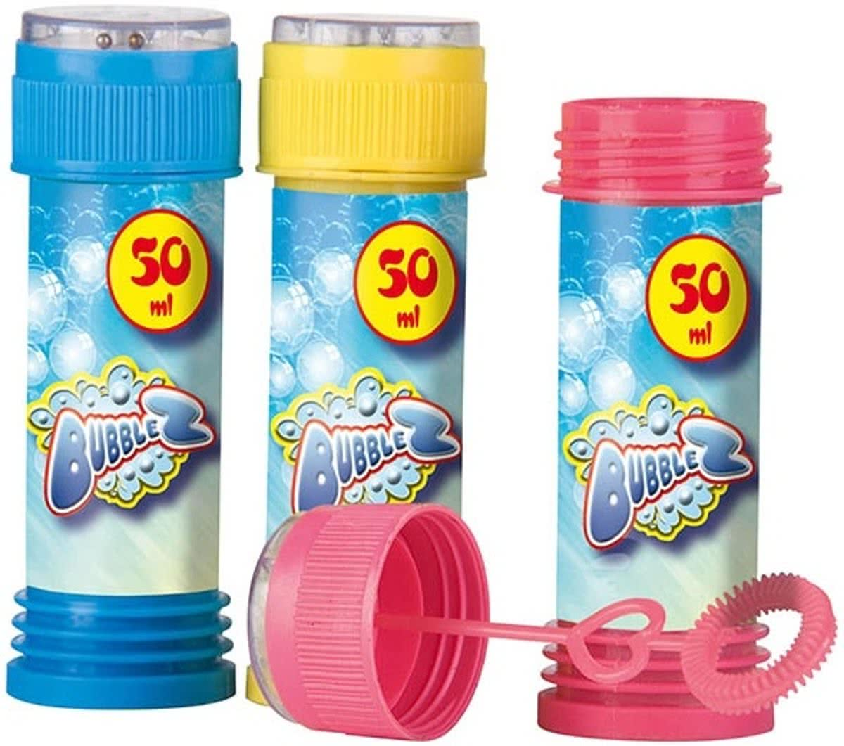 Bubblez Bellenblaas 50 Ml 3-delig