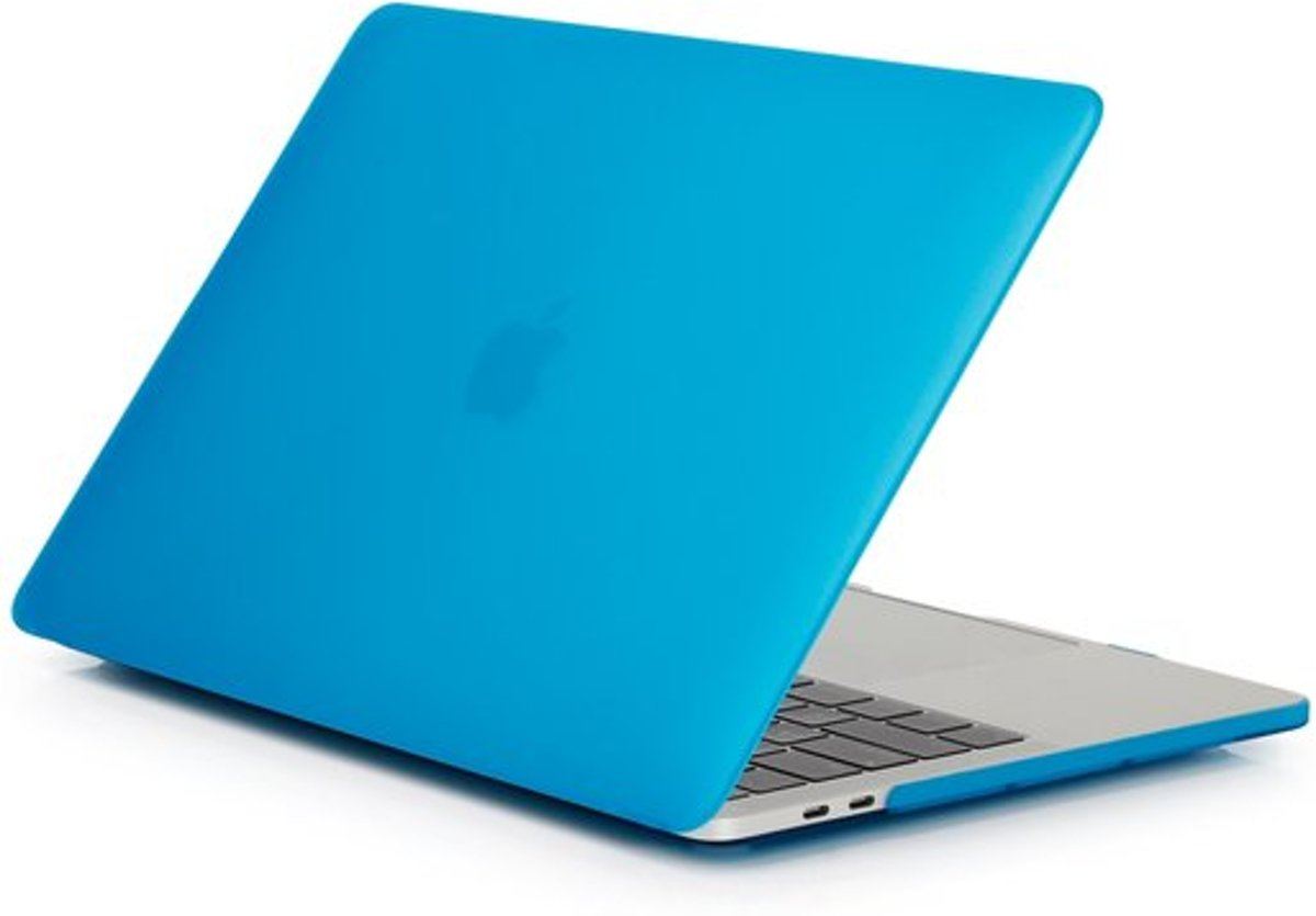MacBook Pro 15 inch case - Blauw
