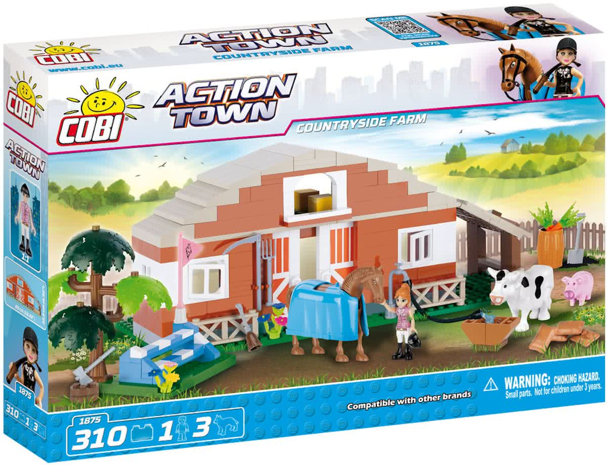 Cobi 1875 Countryside Farm