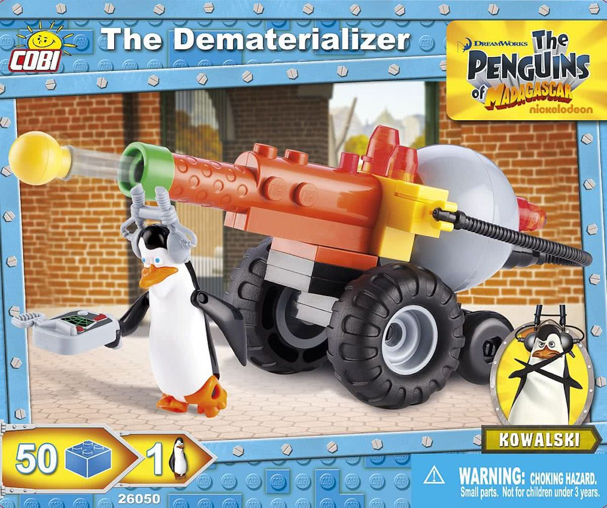 Cobi Penguins 26050 the Dematerializer