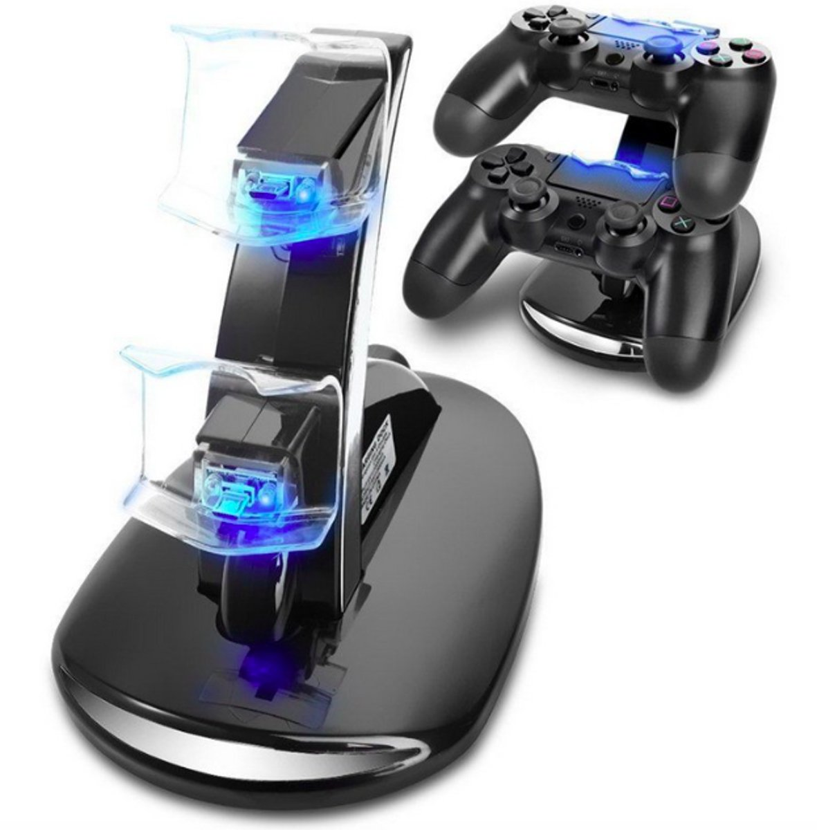 Dual Dock Oplader voor PS4 Controller – Playstation 4 Oplaadstation