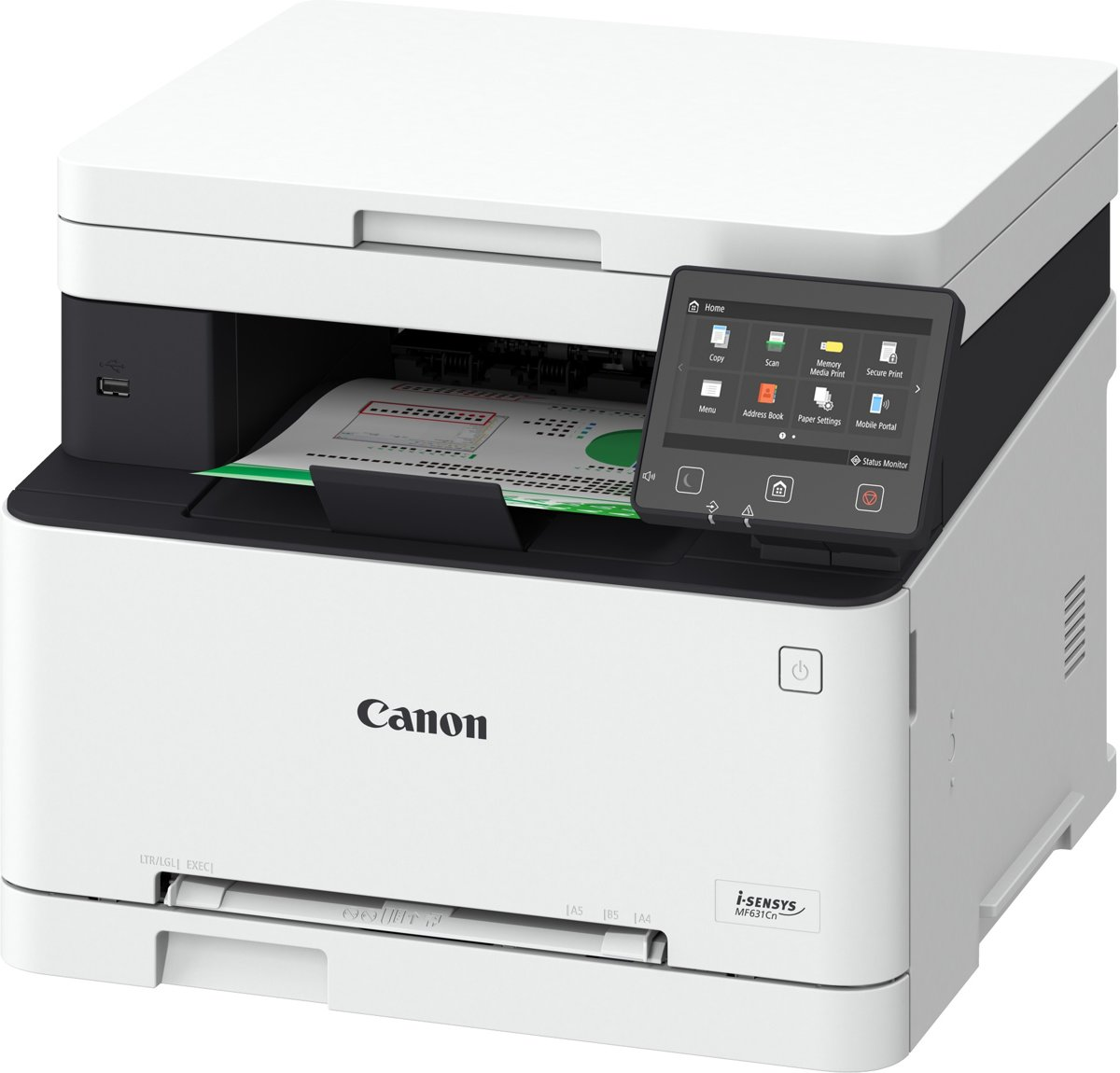 i-SENSYS MF631Cn - All-in-One Laserprinter
