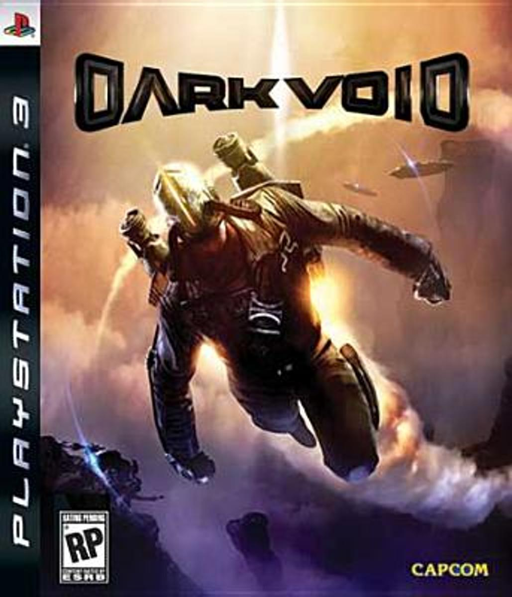 Dark Void, PS3