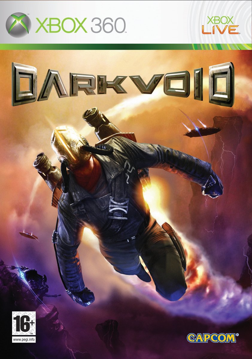 Dark Void, Xbox 360, ESP Xbox 360 Spaans video-game