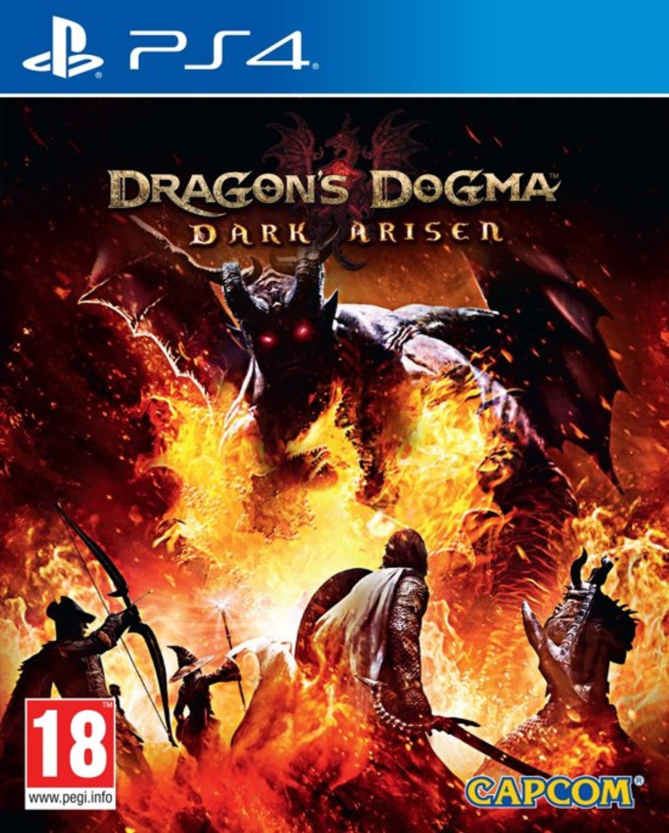 Dragons Dogma: Dark Arisen HD /PS4