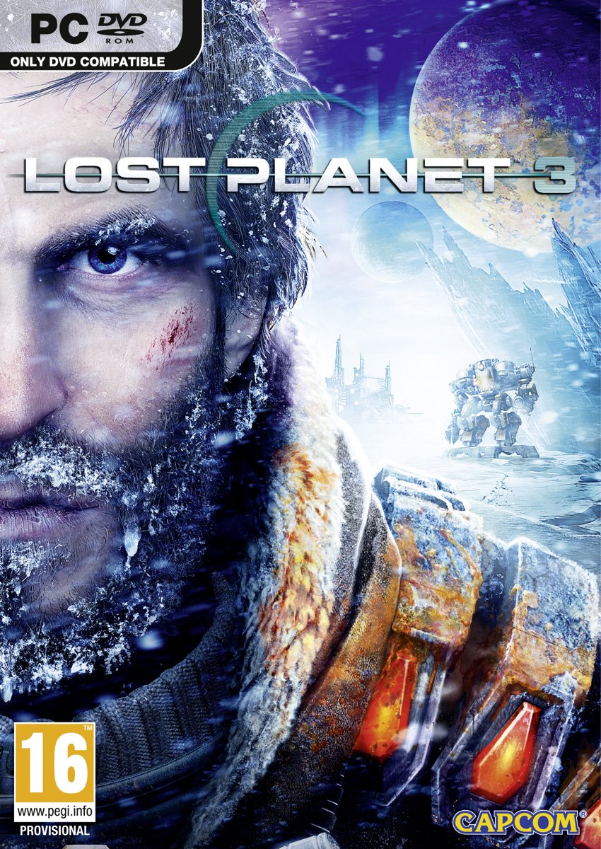 Lost Planet 3 UK - Windows