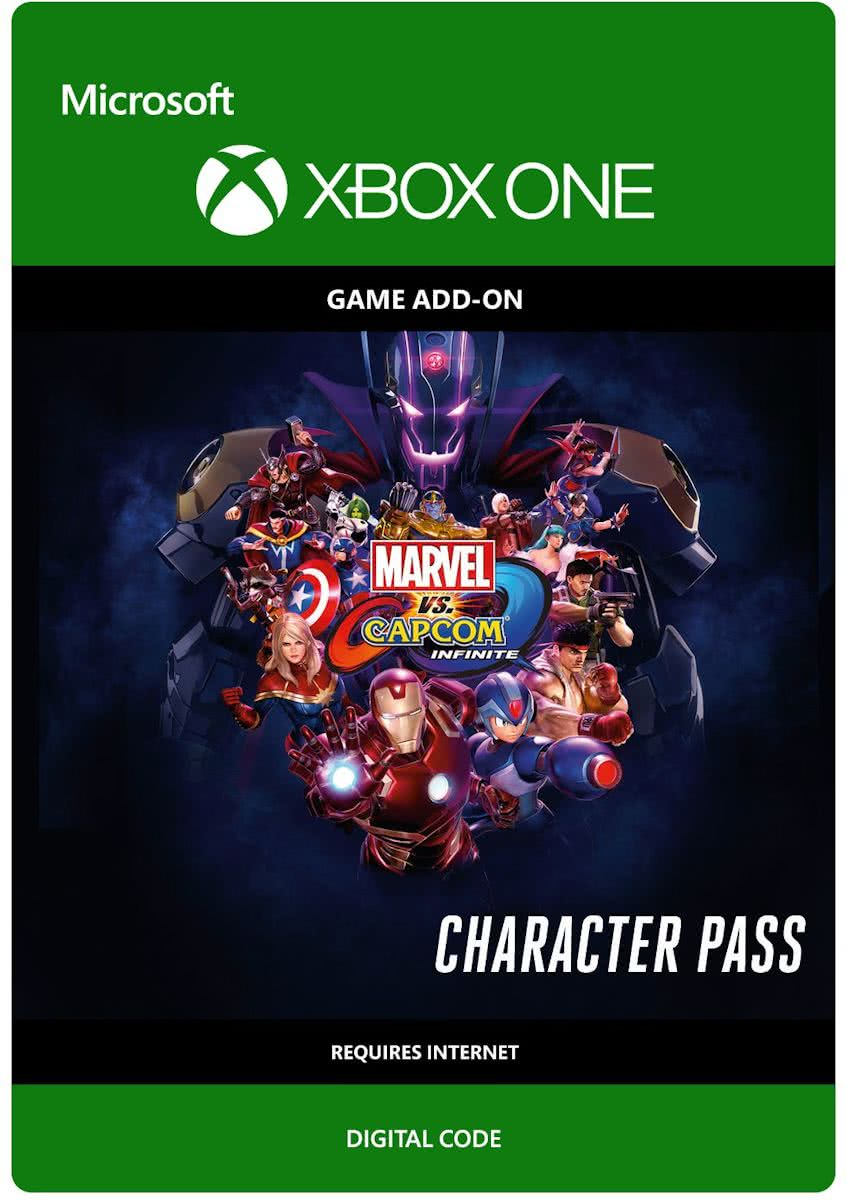 Marvel versus   - Infinite - Character Pass - Add-on - Xbox One
