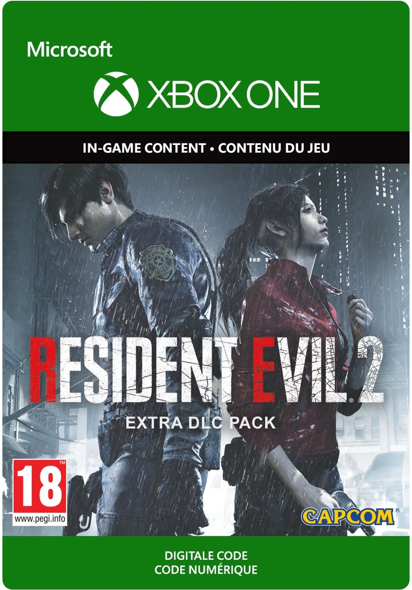 RESIDENT EVIL 2: Extra DLC Pack - Xbox One - Add-on