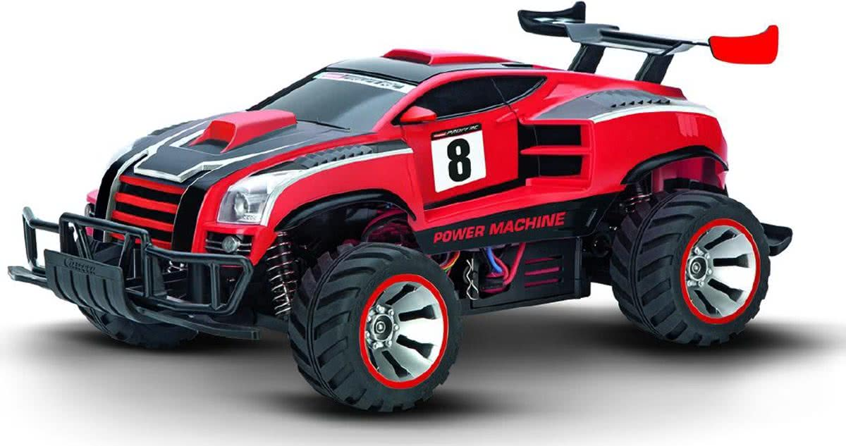 Auto RC   Power Machine Profi RC