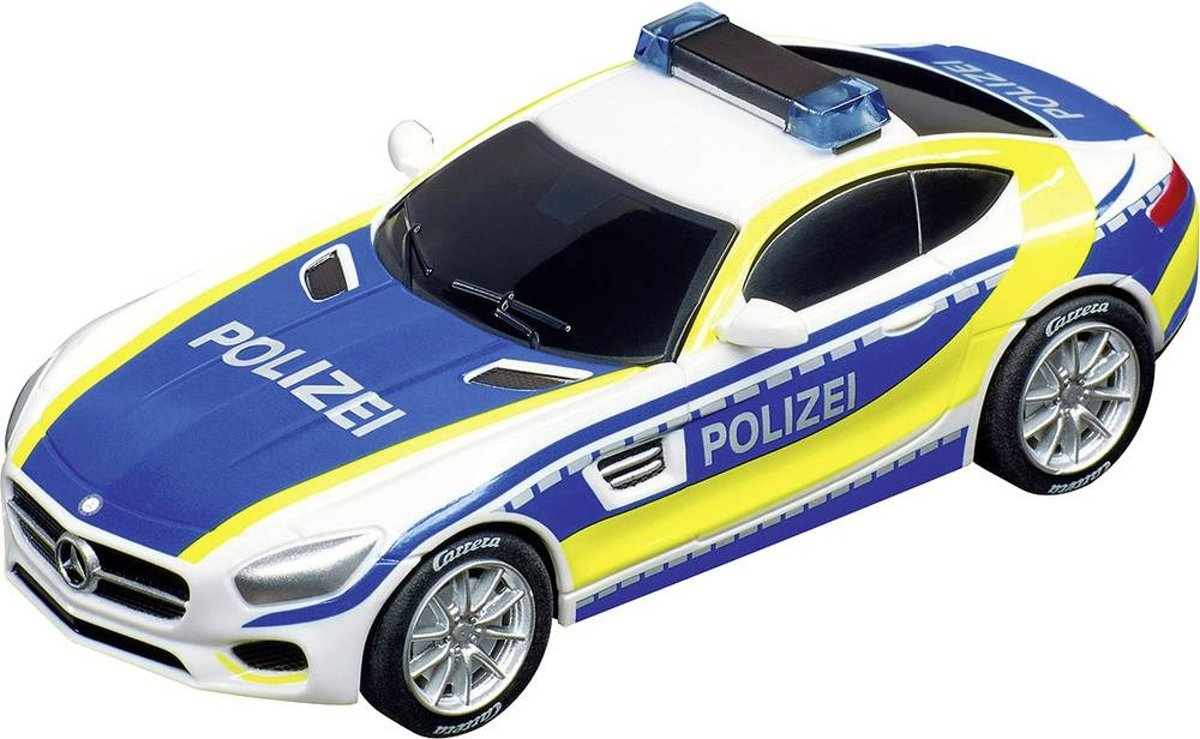 Digital 143 Racebaanauto Mercedes Amg Gt Coupé Polizei