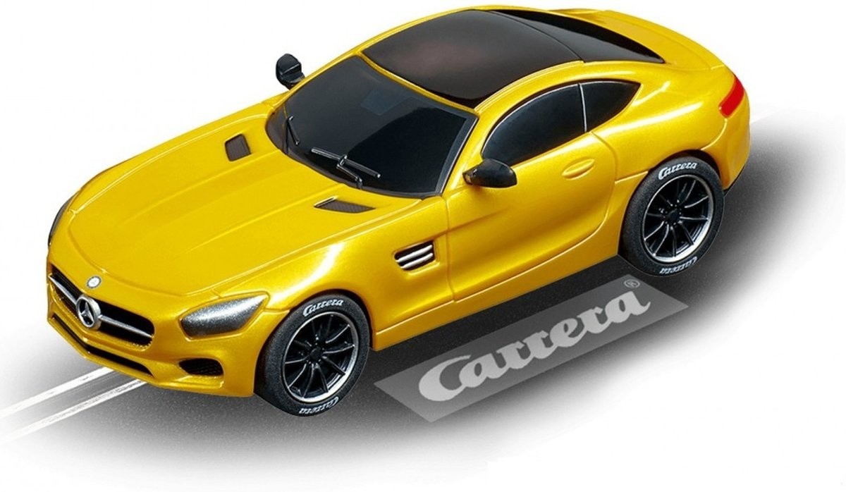 Digital Racebaanauto Mercedes Amg Gt Coupé  1:43