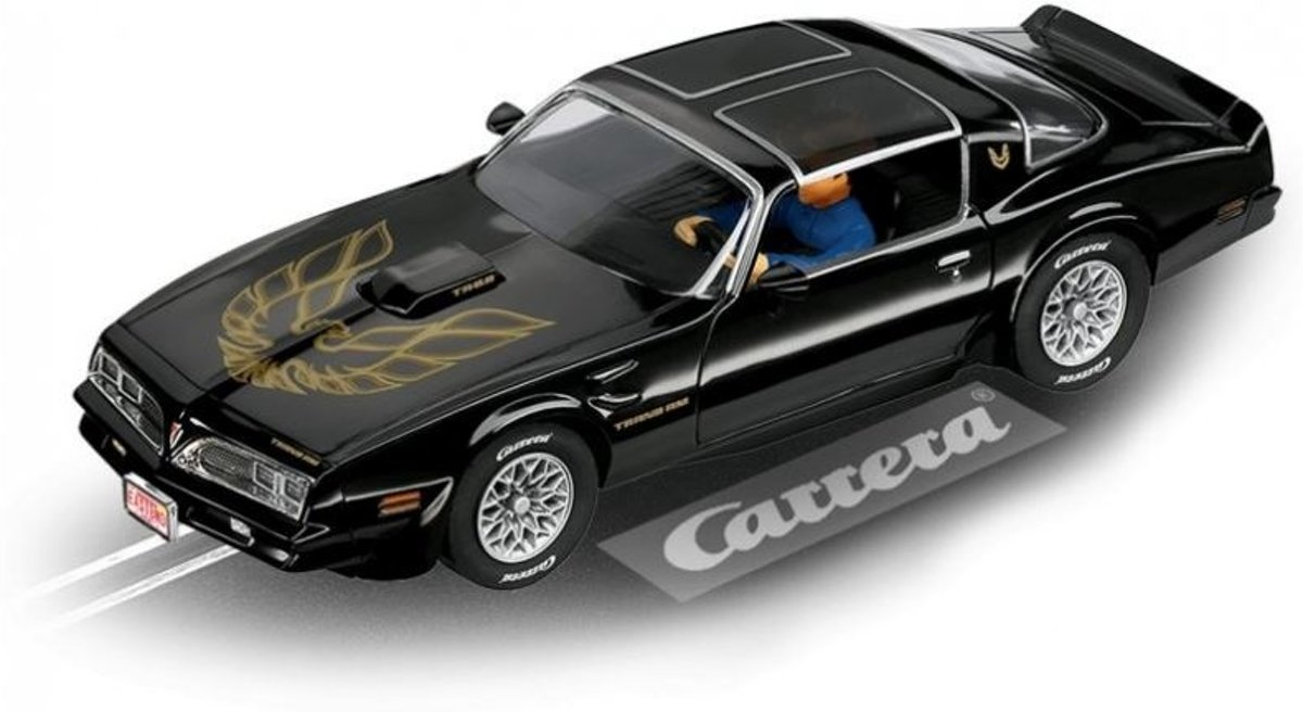 Evolution Pontiac Firebird Trans Am Zwart 1:32