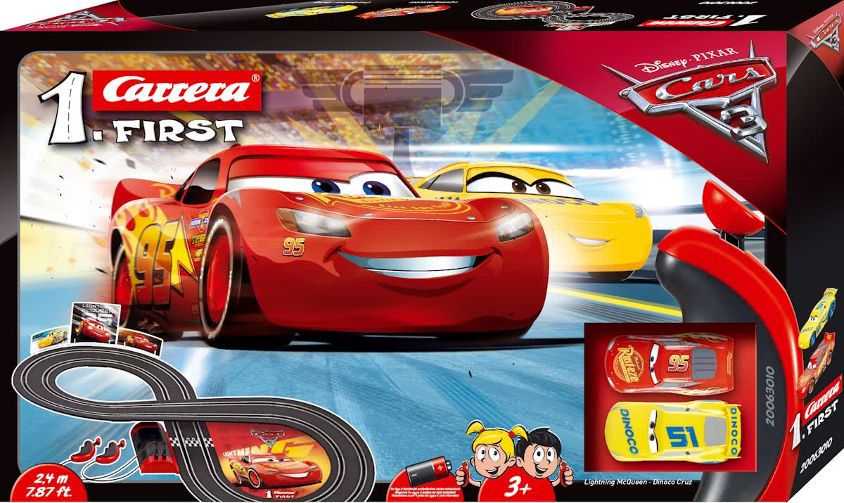 First Disney Cars 3 -