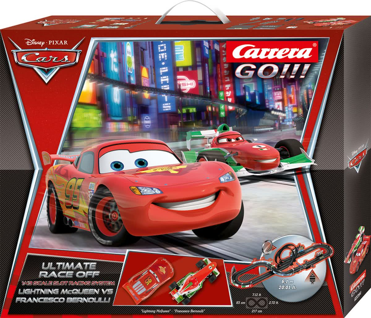 GO!!! Cars Ultimate Race Off -