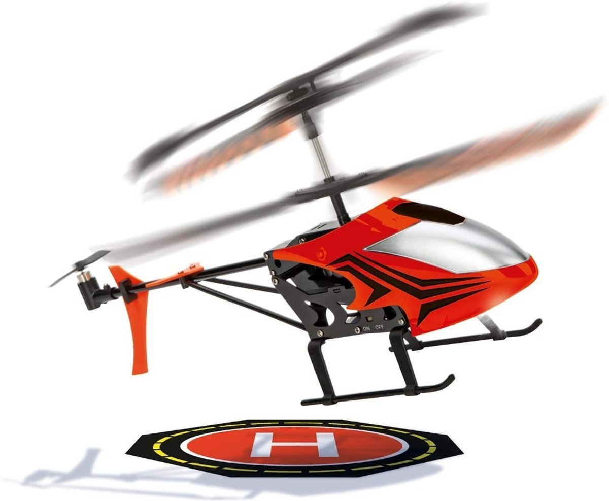 RC Advent Calendar with 2,4GHz RC Helicopter - Bestuurbare auto