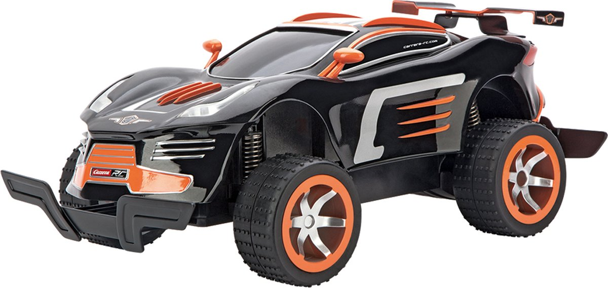 RC Agent Black Pursuit - Bestuurbare auto