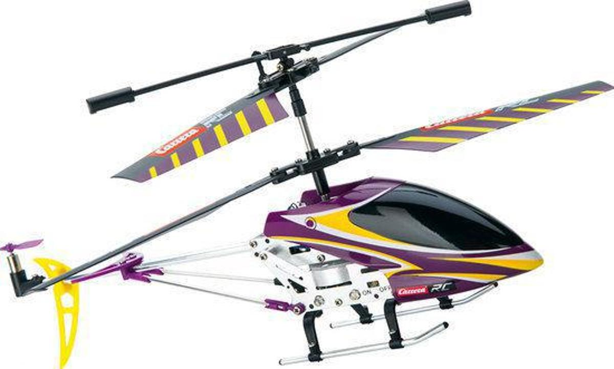 RC Purple Falcon - RC Helicopter