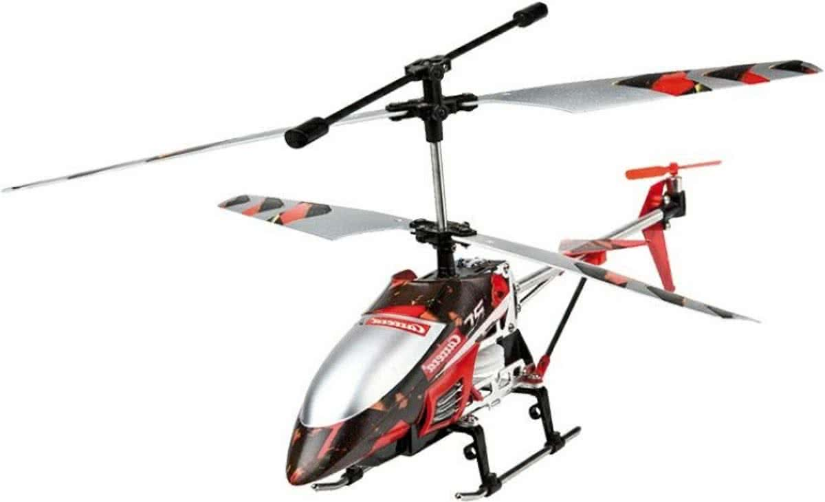 Thunder Storm 2 Rc Helikopter Rood 28 Cm