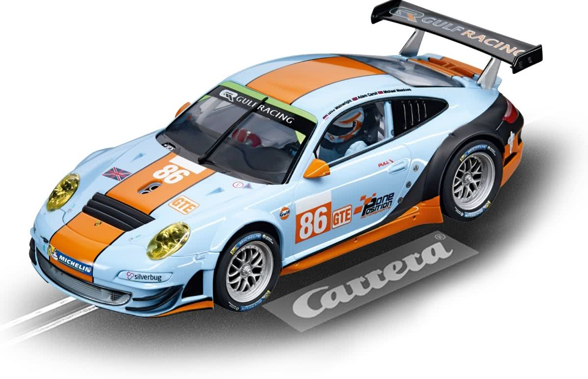 Speelgoed | Rc & Electronic Toys - Porsche Gt3 Rsr Gulf Racing No.86. Silverston