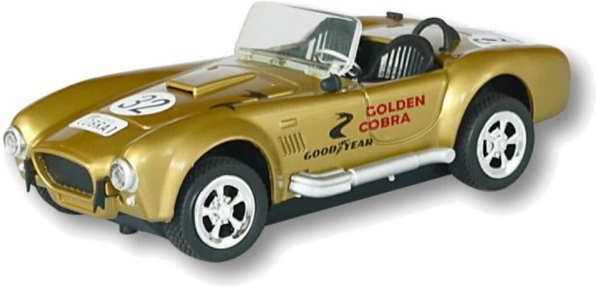 Cartronic Rc Cobra Goud 1:24