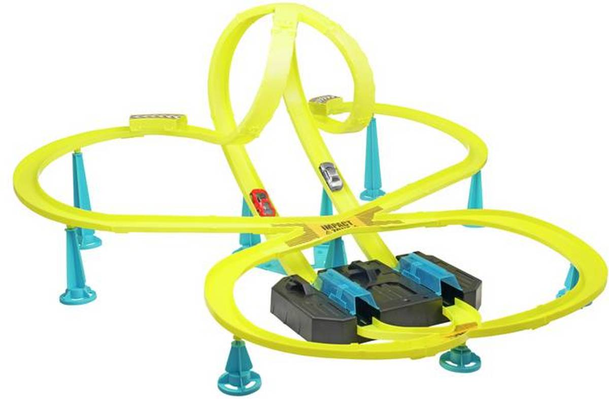 Grote Autobaan   Thunder Dome Race Track Set