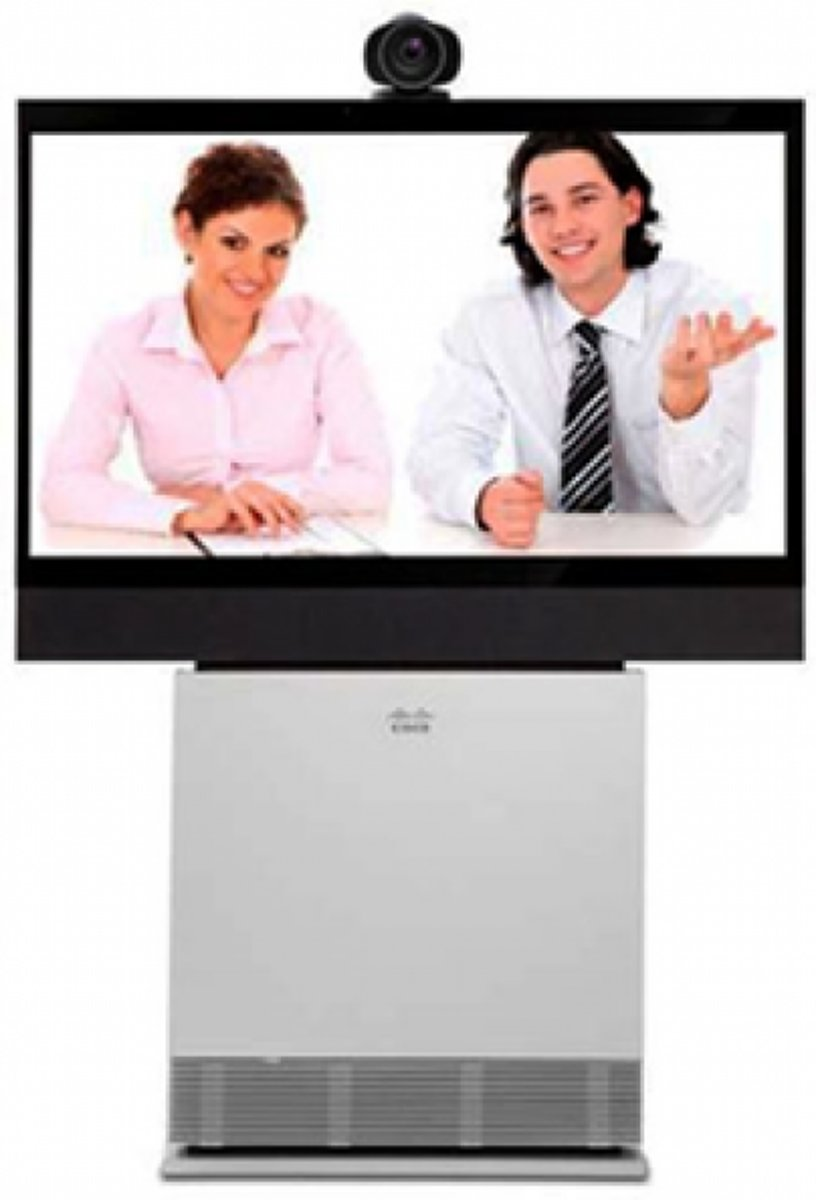 55 inch st-cts-p55c60-k9 Telepresence System with 55