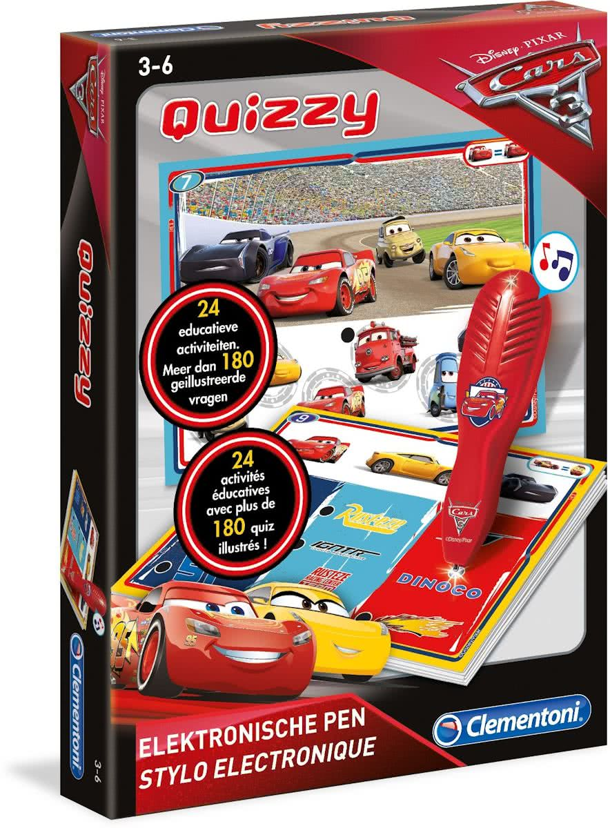Quizzy Disney Cars 3