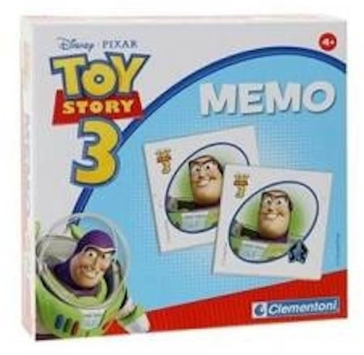 Toy Story 3 Memo