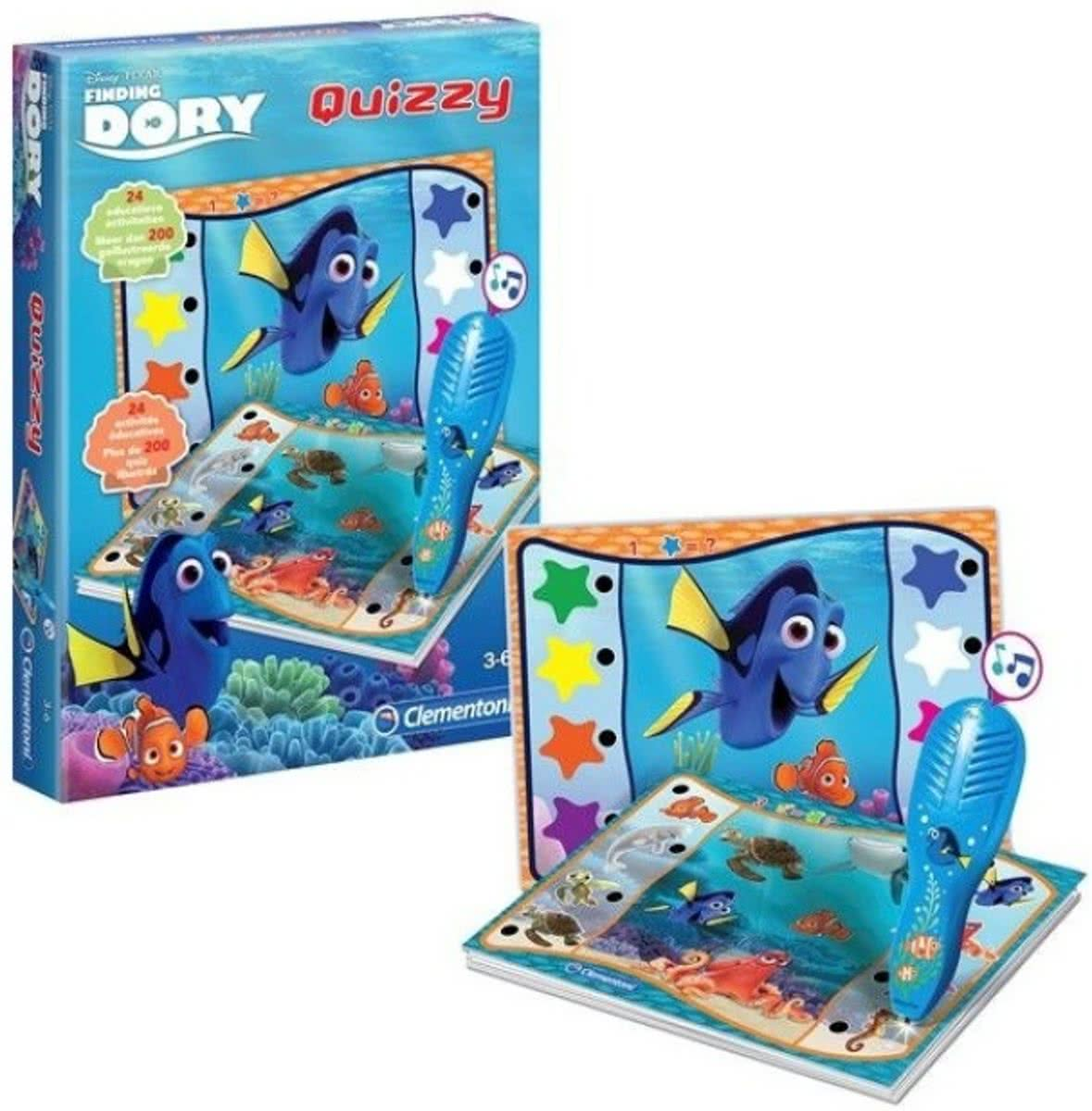 FINDING DORY QUIZZY