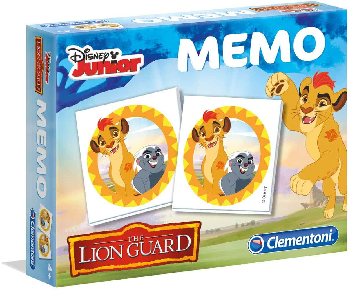 Memory The Lion Guard
