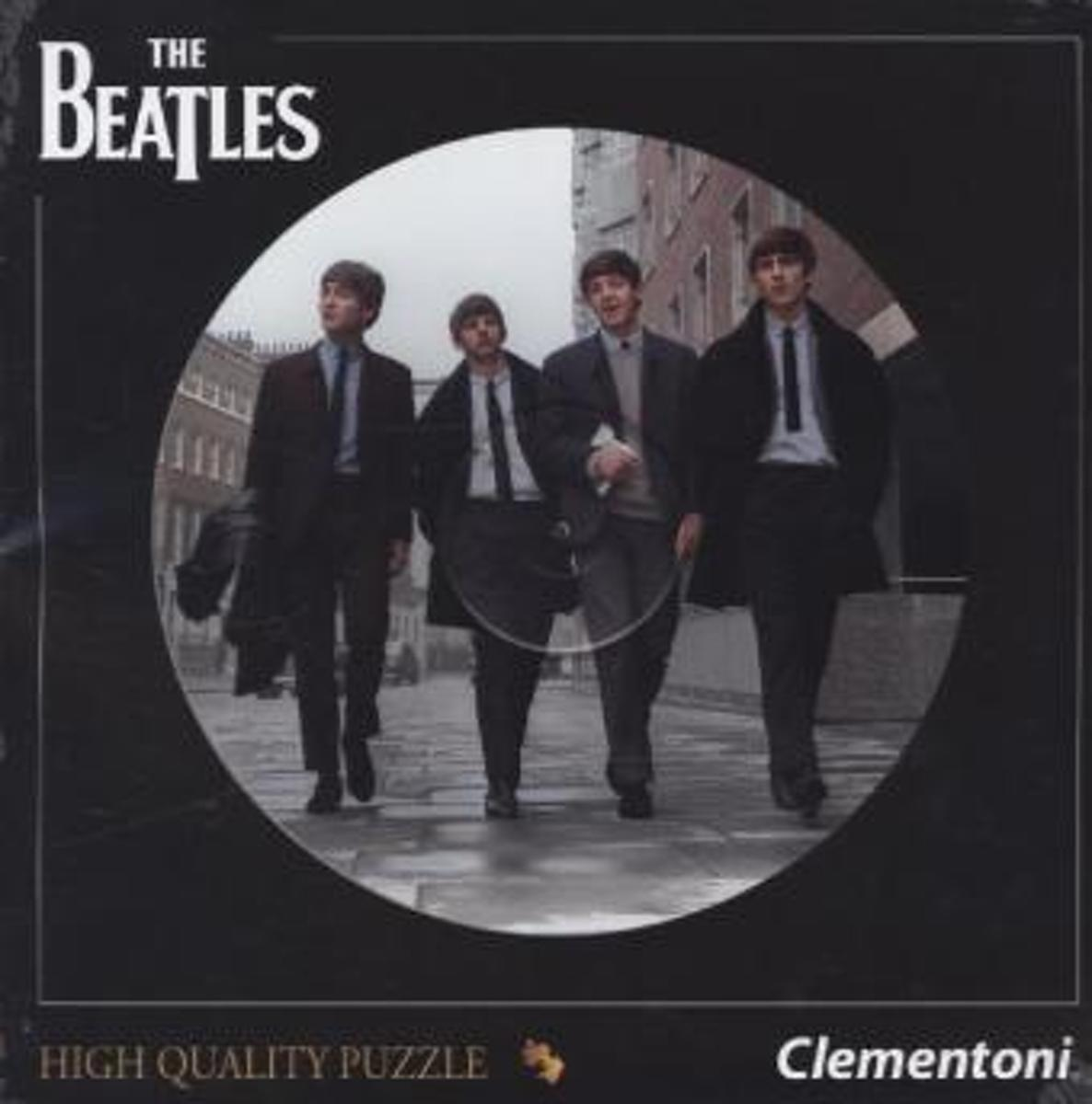 The Beatles LP-Collection (Rund-Puzzle), Cant Buy Me Love