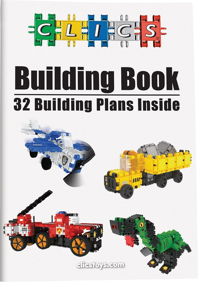 Clics Building Book volume 2 CP017