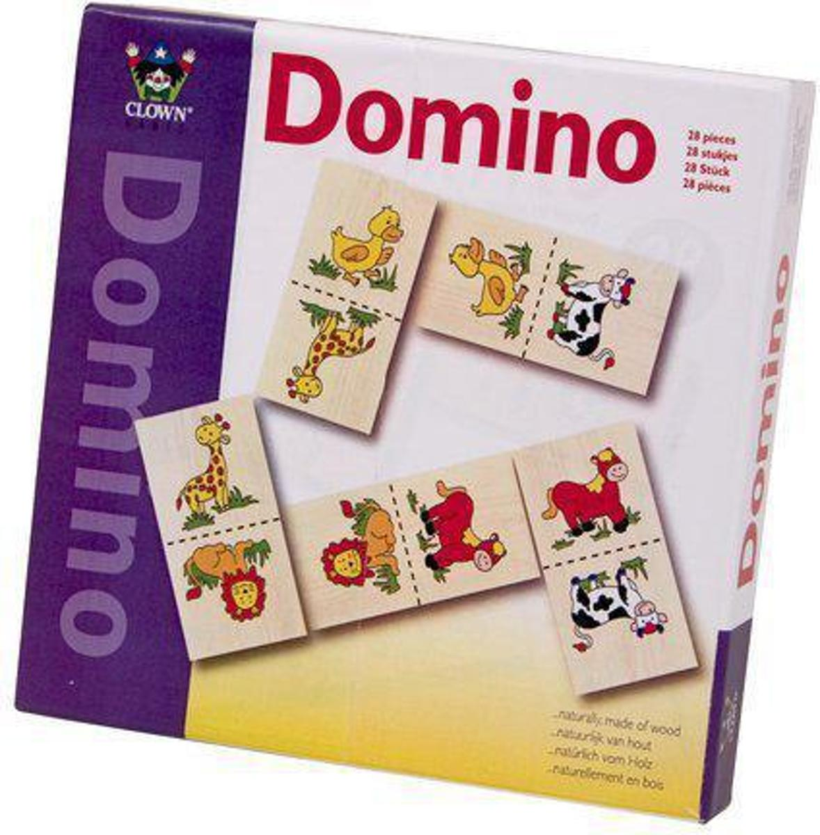 Domino Hout