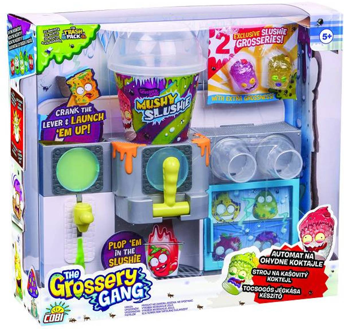 COBI GROSSERY GANG cocktail bar set