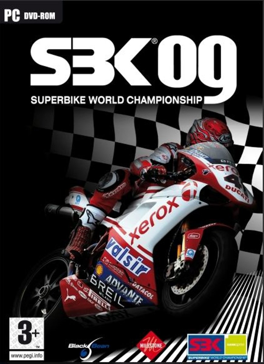 SBK 09 Superbike World Championship PC video-game
