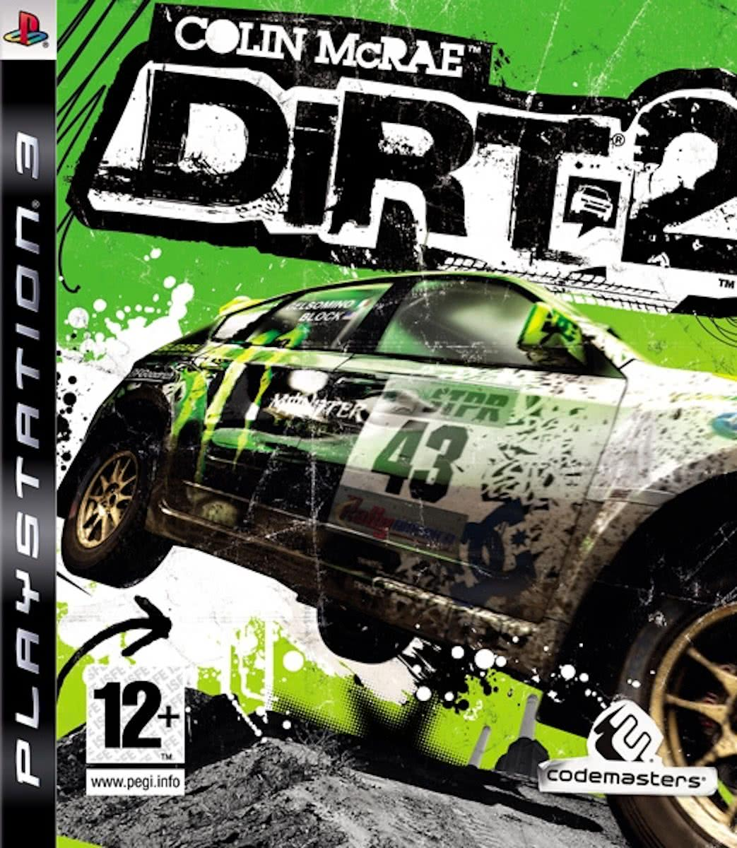 Colin McRae: Dirt 2 /PS3