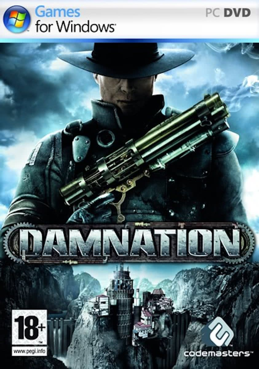 Damnation - Windows