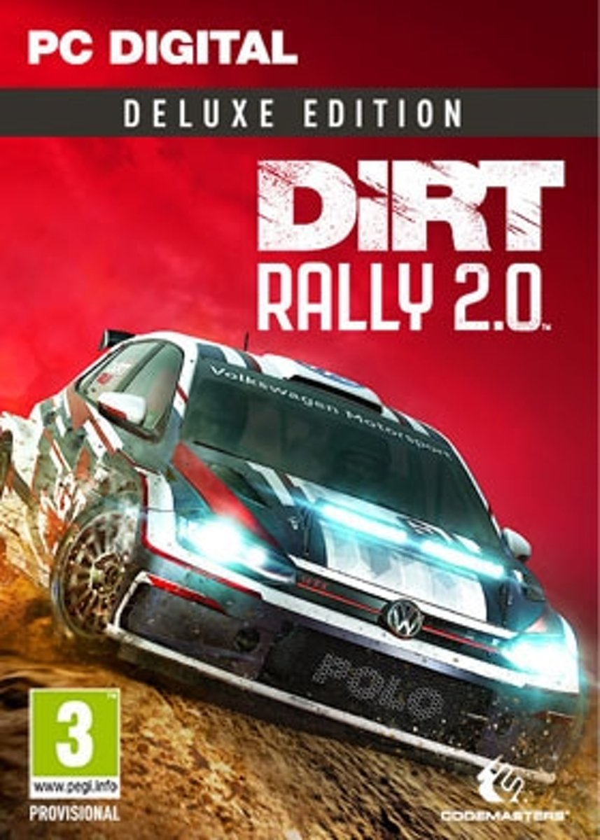 DiRT Rally 2.0 Deluxe Edition - Windows Download