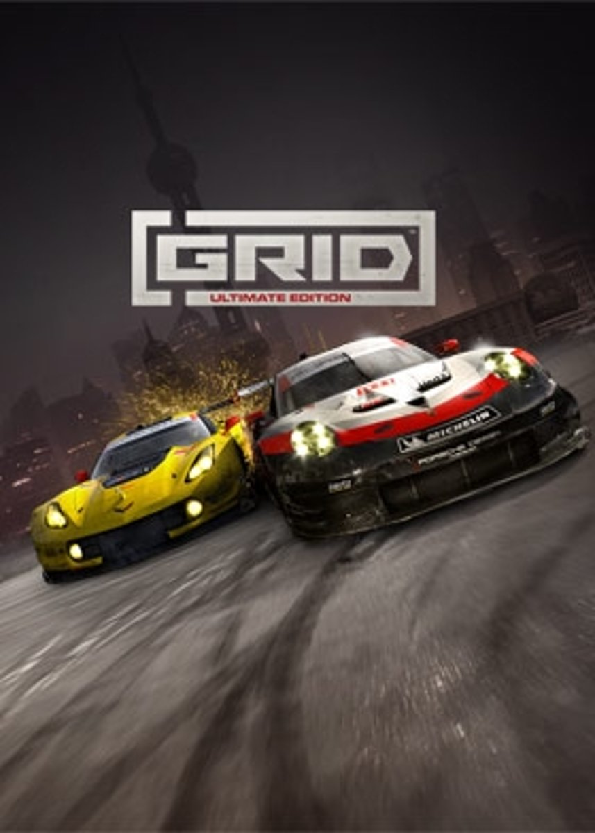 GRID: Ultimate Edition - Windows Download