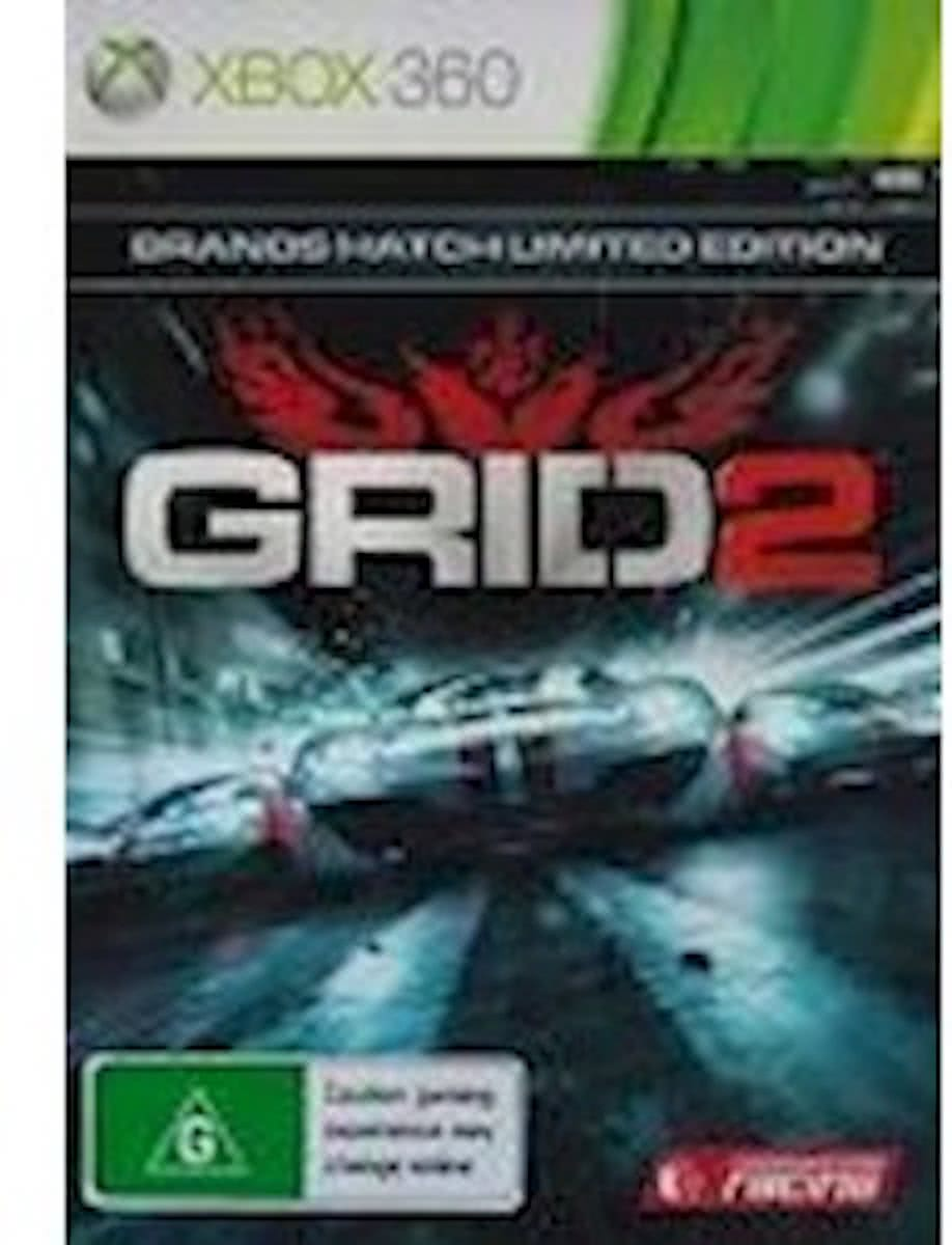 Grid 2 - Brands Hatch Limited Edition /X360