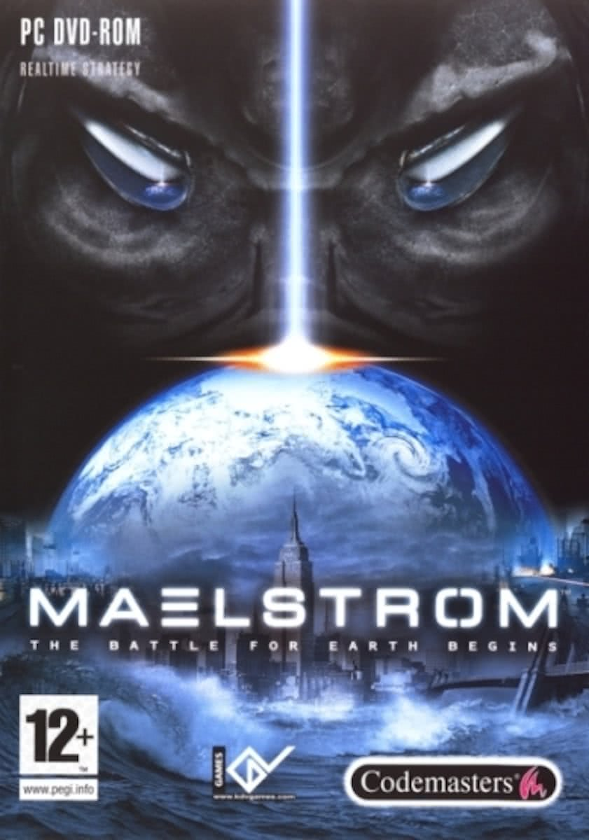 Maelstrom: The Battle for Earth Begins - Windows